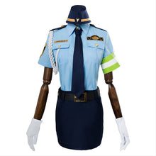Load image into Gallery viewer, Fate/Extella Link Tamamo No Mae Cosplay Costume Police Suit Uniform for Women