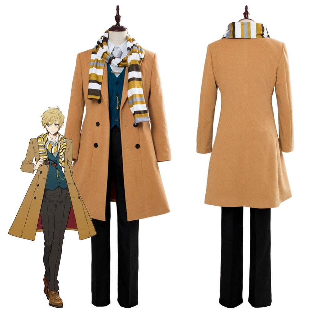 Fate Grand Order Arthur Pendragon Cosplay Costume Custom Made