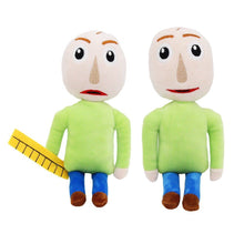 Load image into Gallery viewer, Baldi's Basics in Education and Learning Plush 25cm Figure Toy Baldi Stuffed