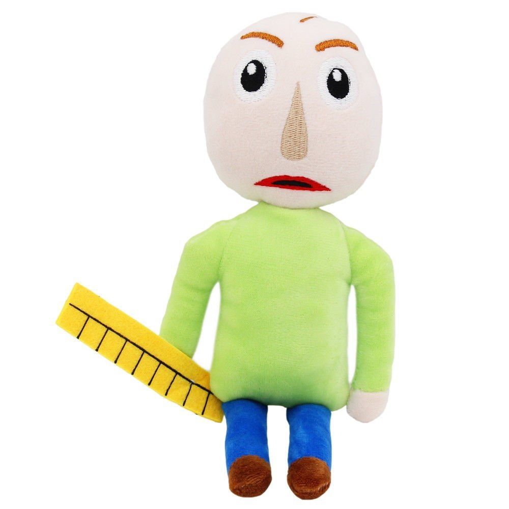 Baldi's Basics in Education and Learning Plush 25cm Figure Toy Baldi Stuffed