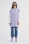 Mavi Limon sweatshirt 1 / Lila Color Free