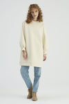 Mavi Limon sweatshirt Ekru / 1 Hope Sweatshirt