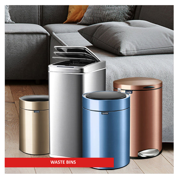 WASTE BINS | CATEGORY