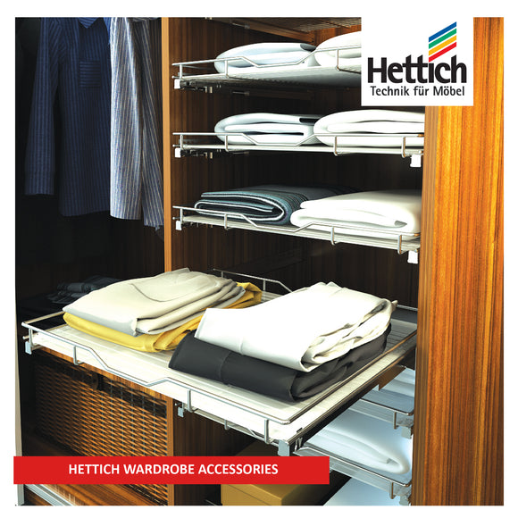 HETTICH WARDROBE ACCESSORIES