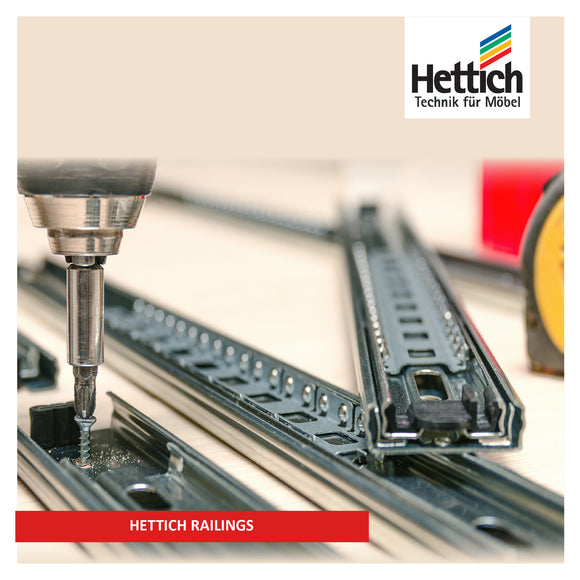 HETTICH RAILINGS | CATEGORY