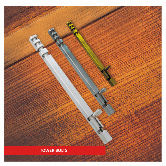 TOWER BOLTS