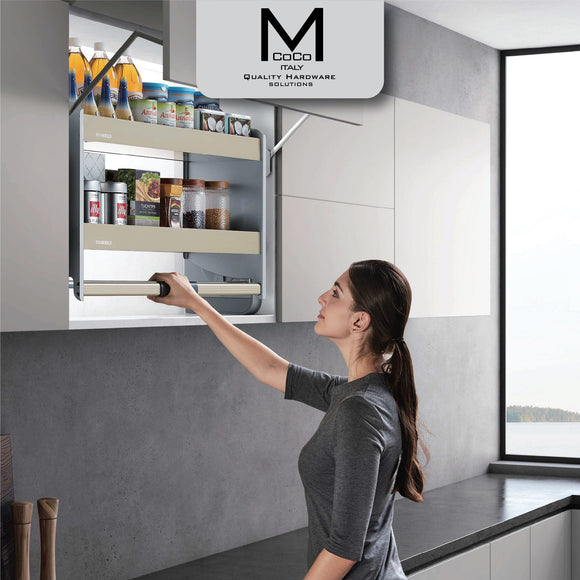 Mcoco High-quality Kitchen and Wardrobe Pullout Systems, Fittings and Accessories