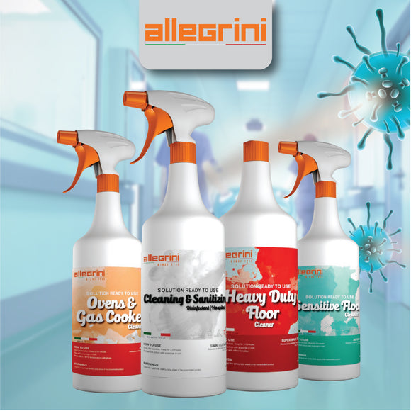 Allegrini High-quality Cleaning Solutions Sri Lanka