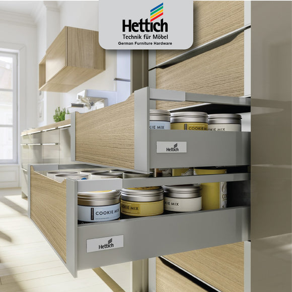 Hettich is one of the world's leading manufacturers of furniture fittings.
