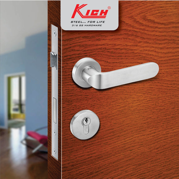 KICH has all the solutions ranging from bathroom accessories, handrails and baluster systems. Believe it or not, all available under one roof.