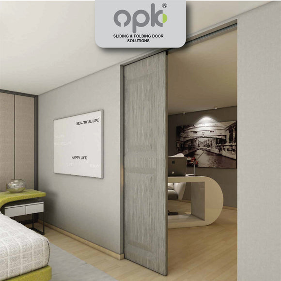 OPK has a range of Sliding & Folding door solutions which are ideal for home or commercial requirements.