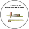 Euroart Accessories for Timber and Metal Doors