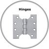 Euroart Door Hinges
