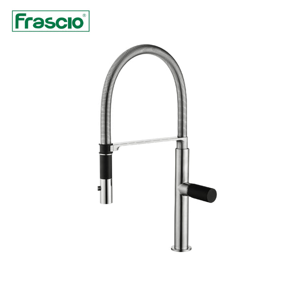 SINGLE LEVER PULL-OUT SINK MIXER TAP - FRA 1059062CP