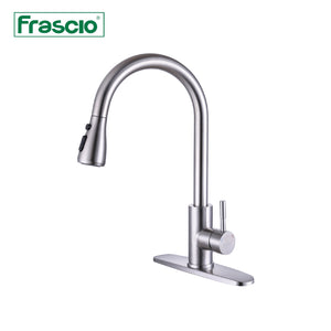SINGLE LEVER PULL-OUT SINK MIXER TAP - FRA 1059090BN