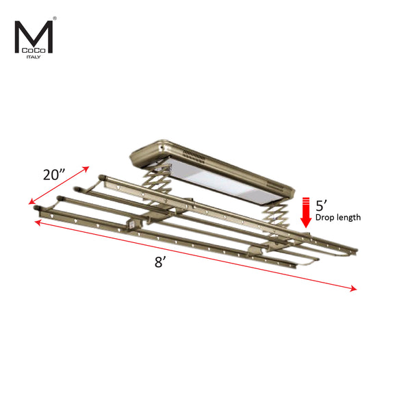 ELECTRIC CLOTH RACK - 1103.4