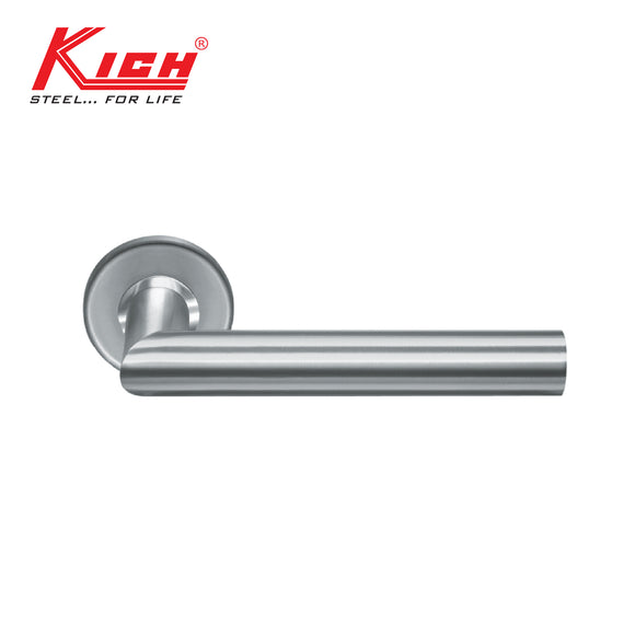 MORTICE LOCK HANDLE WITH MS INNERCAP - K PRMH 2221 S