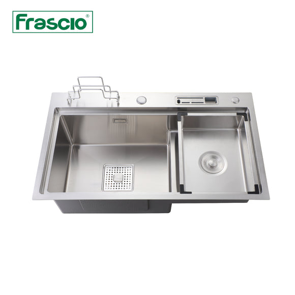HANDMADE SINGLE BOWL SINK - FRA 4057846GT