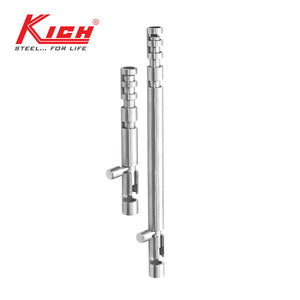 TOWER BOLT ROUND - K TBR 4 SS 304