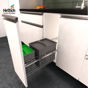 PULL-OUT BIN HOLDER SET - HT 926998600