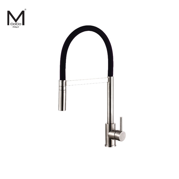 WATER FAUCETS SS BRUSHED FINISH MIXER TAP - BW 7045 SS