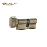 Euroart Euro Bathroom Cylinder and Turn 70mm Solid Brass Body - CYD 470