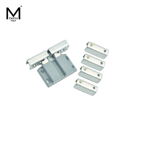 SINGLE GLASS DOOR HINGES - D 710 SN