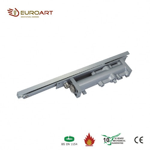 CONCEALED DOOR CLOSER SILVER - DC 7025 SIL