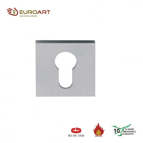SQUARE ESCUTCHEON - EES 601