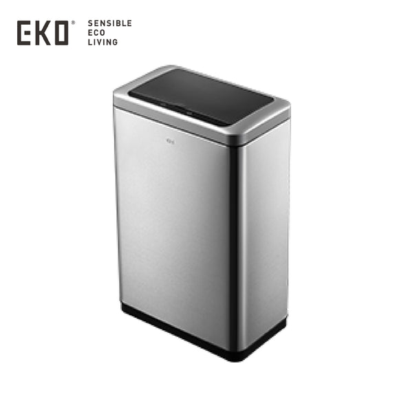 EKO BRAVIA SQUARE MOTION SENSOR STEP BIN - EK9233MT.30L