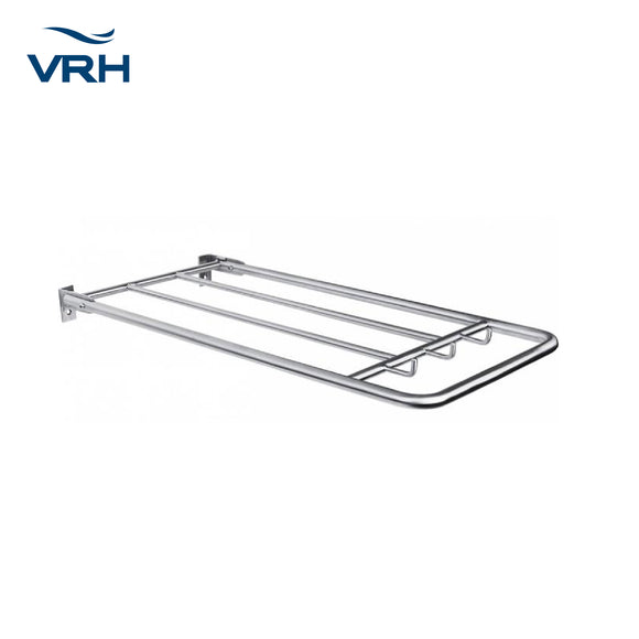 FOLDABLE WALL-MOUNT CLOTH RACK - FBVHS.0131AS