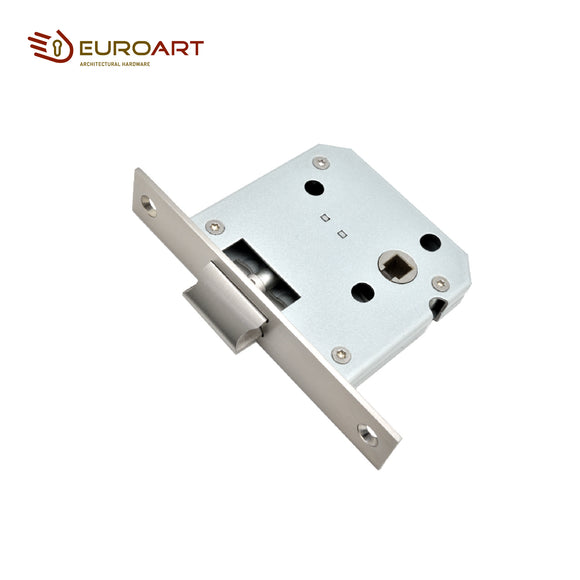 SMALL DIN FLAT LATCH LOCK BODY - FD0055L SSS
