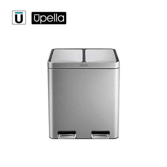 UPELLA COMPARTMENTS WASTE SORT BIN - FUNDA.28L