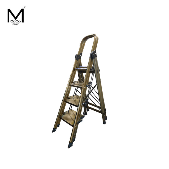 ALUMINIUM CHAMPAGNE LADDERS - GB.JR