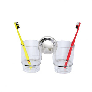 GARBATH DOUBLE TUMBLER & HOLDER - GB 700017