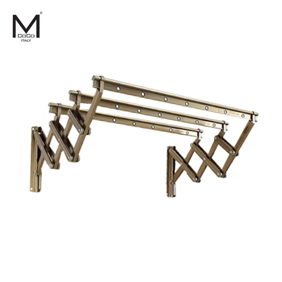WALL MOUNTED CLOTH RACK - HD 998