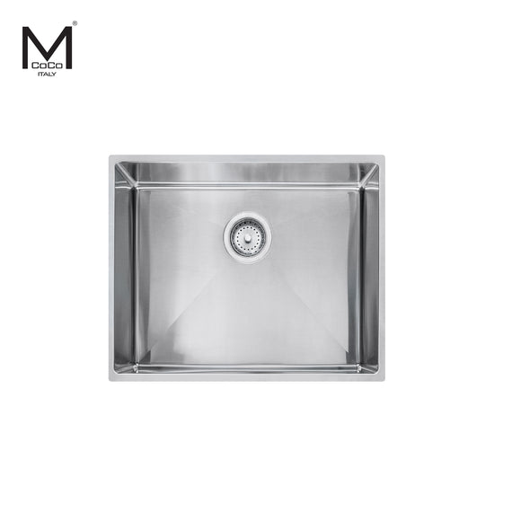 SINGLE BOWL ONLY UNDER MOUNT SINK - SINK 901008 SS