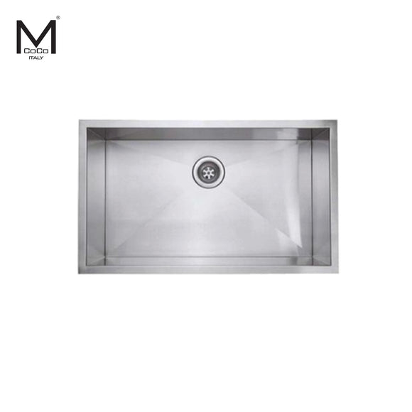SINGLE BOWL UNDER MOUNT SINK - SINK 902008 SS