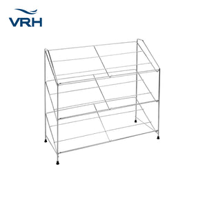 FLOOR STANDING WIREWARE SHOE RACK - HWHOY.H106E3
