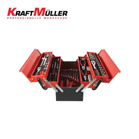KraftMuller Hand Tools 85 Pieces Set - KM-85PCS