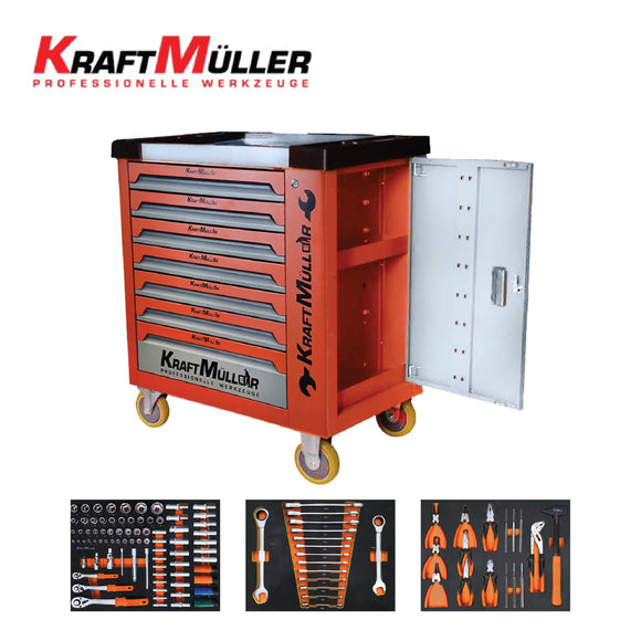 KraftMuller Hand Tools 535 Pieces Set - KM 7-6XXL535