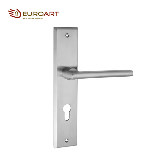 LEVER HANDLE ON CASTING PLATE - LBS710/SSS