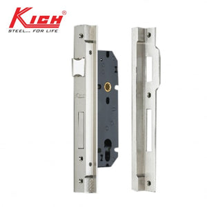 MORTISE DOUBLE DOOR LOCK BODY - MLBD 1