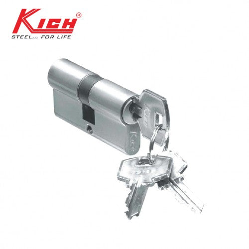 PIN CYLINDER (BOTH SIDE KEY) 70MM - K PCBSKS 70 SS
