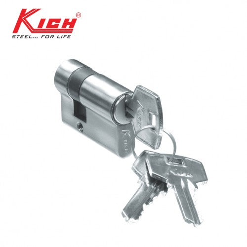 HALF CYLINDER (ONE SIDE KEY) 70MM - K PCHKS 70 SS