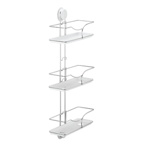 SUCTION BATHROOM SHELVES - MC 260018