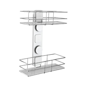 SUCTION CUP SHOWER SHELF - MC 263005