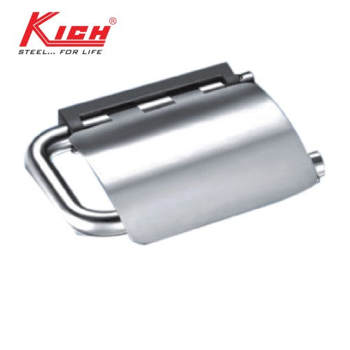 TOILET PAPER HOLDER WITH FLAP - K TTPHFS