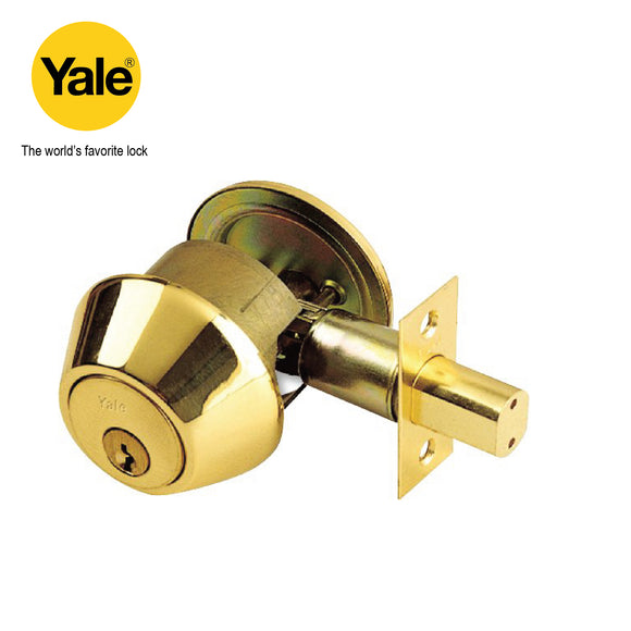 POLISHED BRASS UNLATCH DEADBOLT - V 8121 US 3