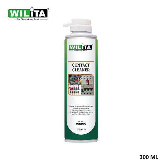 CONTACT CLEANER - WL 02200 CONT